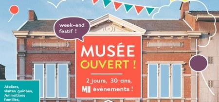 Musée Ouvert ! Week-end Festif